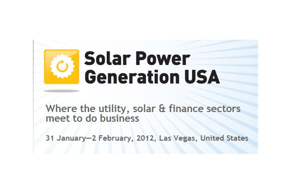 Uncertain Tax Credit to be Discussed at Solar Power Generation USA