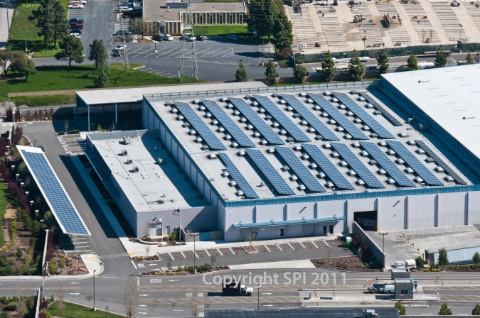 SPI Solar to Build 400-kW System for Volkswagen's U.S. Technical Center