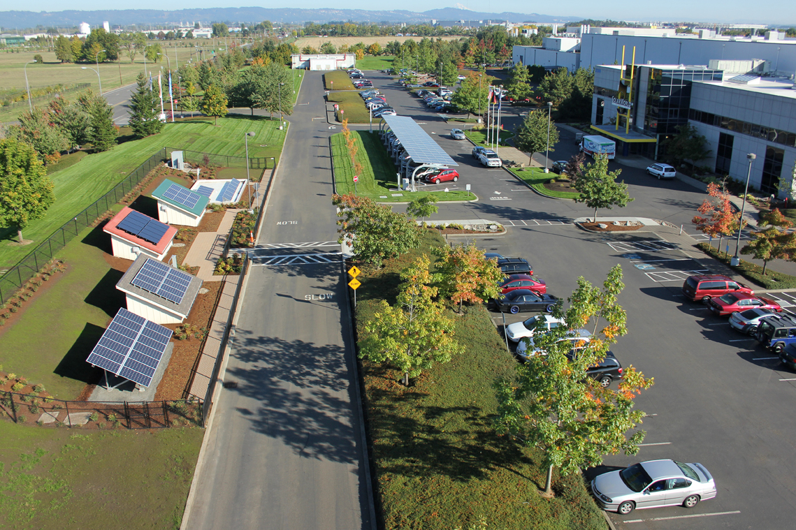 SolarWorld Adds 1 MW to its Headquarters, Showcases Own Solar Panels