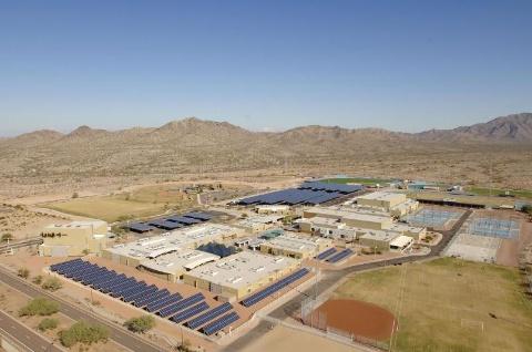 Arizona High Schools Dedicate 4.29-MW System