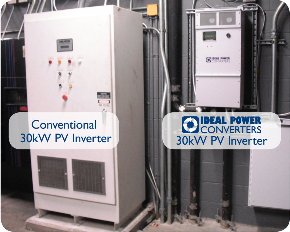 30-kW Inverters Used at University of Texas at Austin