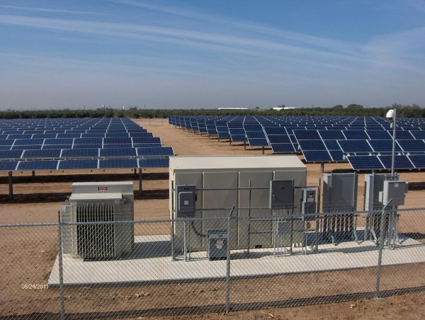Canadian Solar and HelioPower Complete 516-kW System for California Vineyard