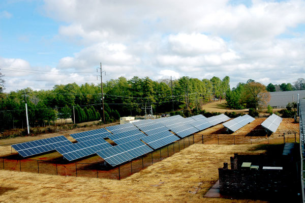 Clean Control Corp. Installs 150-kW Array in Georgia
