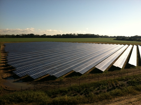 Mercury Solar Systems Completes 3.6-MW Project in New Jersey