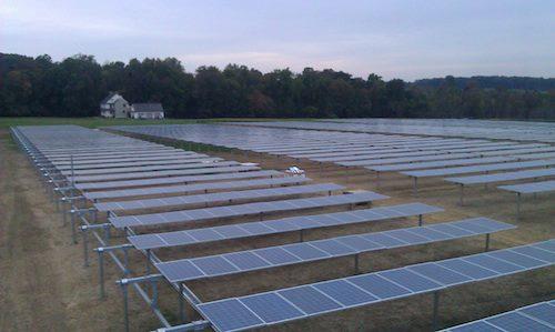 1.13-MW Array to Power Mushroom Crop