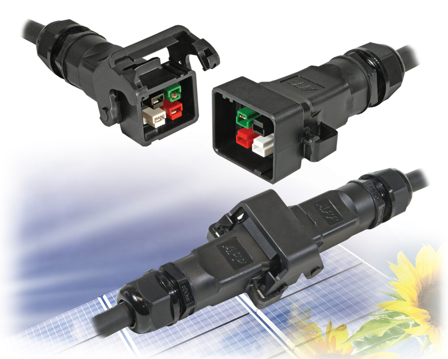 Anderson Power Products: Solar SPEC Pak connector