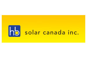 hb Solar Canada Inc. Reaches Milestone with Rooftop Mounting Systems