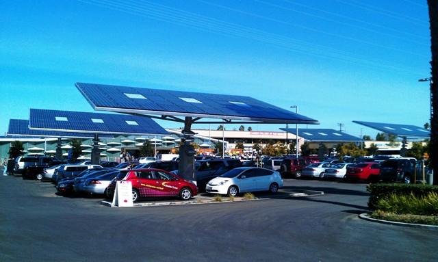 Kyocera Panels Used at SDG&E's Energy Innovation Center