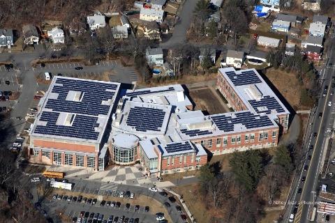 Constellation Energy Installs 450-kW System for Massachusetts Schools