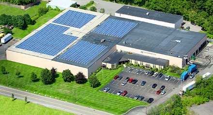 Paper Product Distributor Installs 260-kW Array