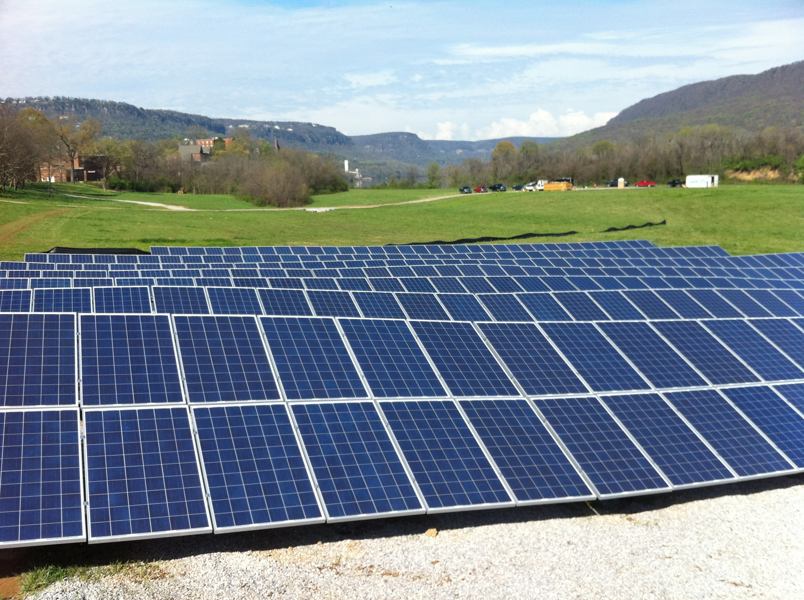 197-kW PV System Installed in Chattanooga by Lawson Electric Co.