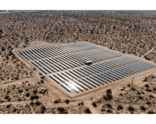 Edwards Air Force Base's Solar Array Uses Suntech Panels