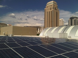 Salt Lake City Commissions 1.65-MW Rooftop System