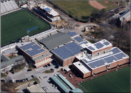 Johns Hopkins University Installs 818-kW System on 7 Buildings