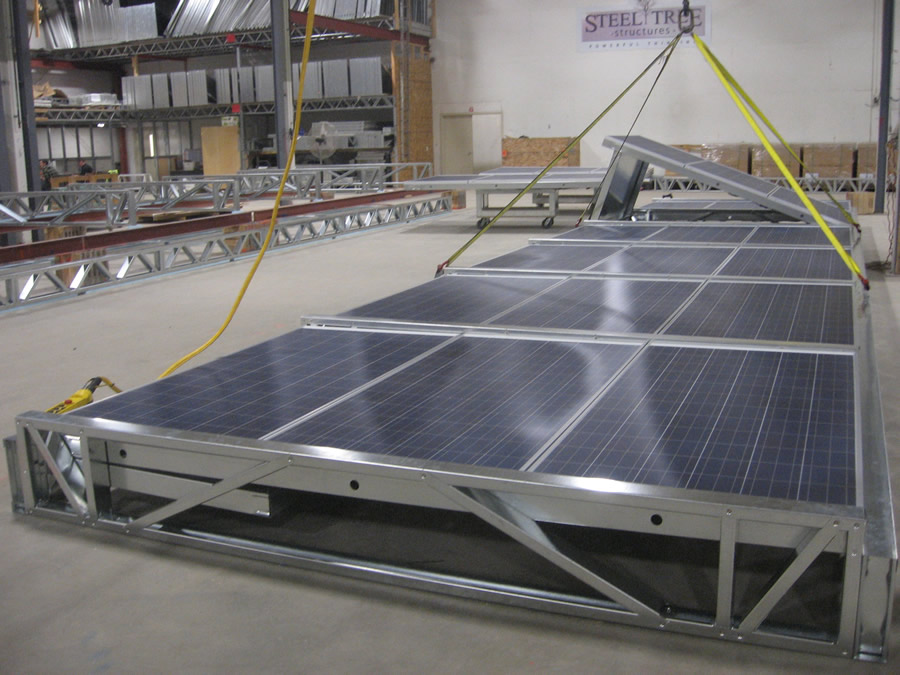 Sustainable Energy Technologies and Unconquered Sun Enter Installation Agreement