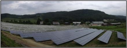 2.2-MW Solar Power System Unveiled with Upsolar Modules Upsolar