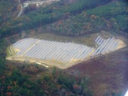 2-MW Ground-Mount Solar Energy System Commissioned in Massachusetts