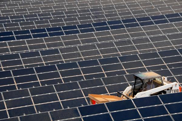 Construction Begins on 6-MW Keystone Solar Power Project in Pennsylvania