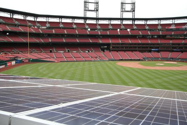 Solar and MLB: A Homerun