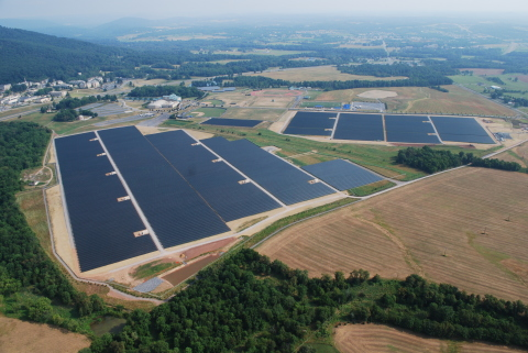 Constellation Completes 16.1-MW Ground-Mount in Maryland