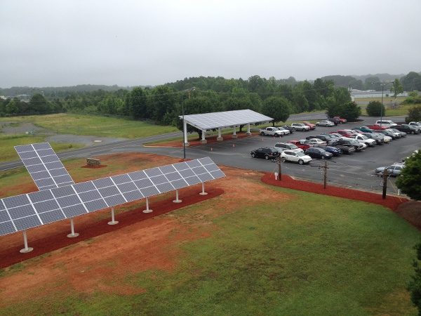 DPW Installs 50-kW Solar Power System at Manufacturing Facility