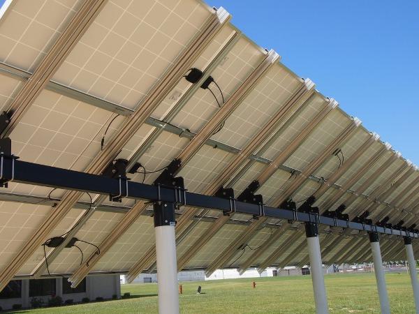 DPW Solar: Multi-Pole Mount G2