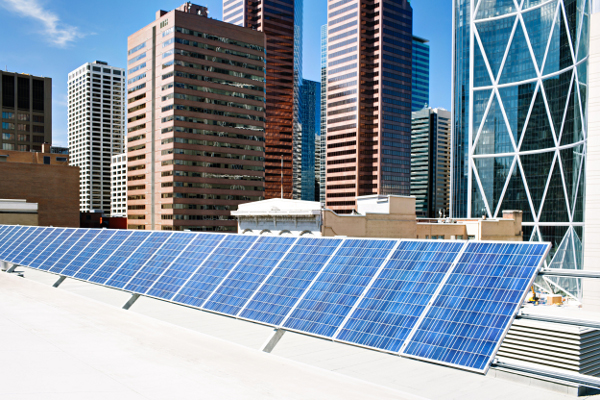 Calgary Convention Centre Installs 10-kW Solar Power System