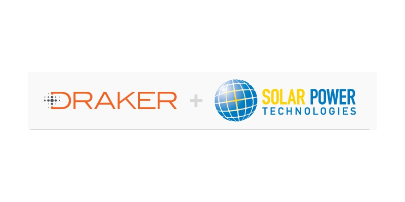 Draker and Solar Power Technologies Inc. Merge As One