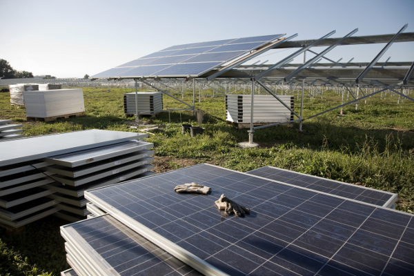 U.S. Solar Market Spikes in Q2 2012, More than Doubling Q2 2011 Market Size