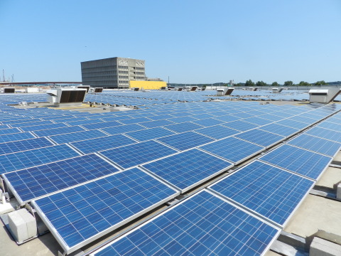 Connecticut's Largest Solar Array Now Up at IKEA New Haven