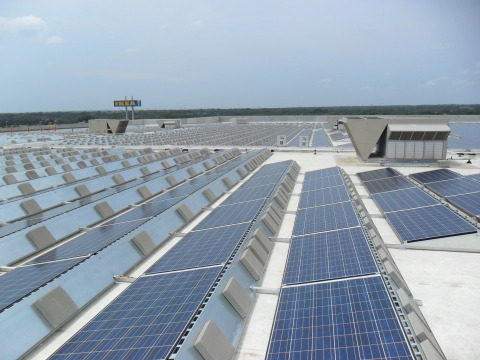 IKEA is Texas' Largest Solar Owner with Third Installation