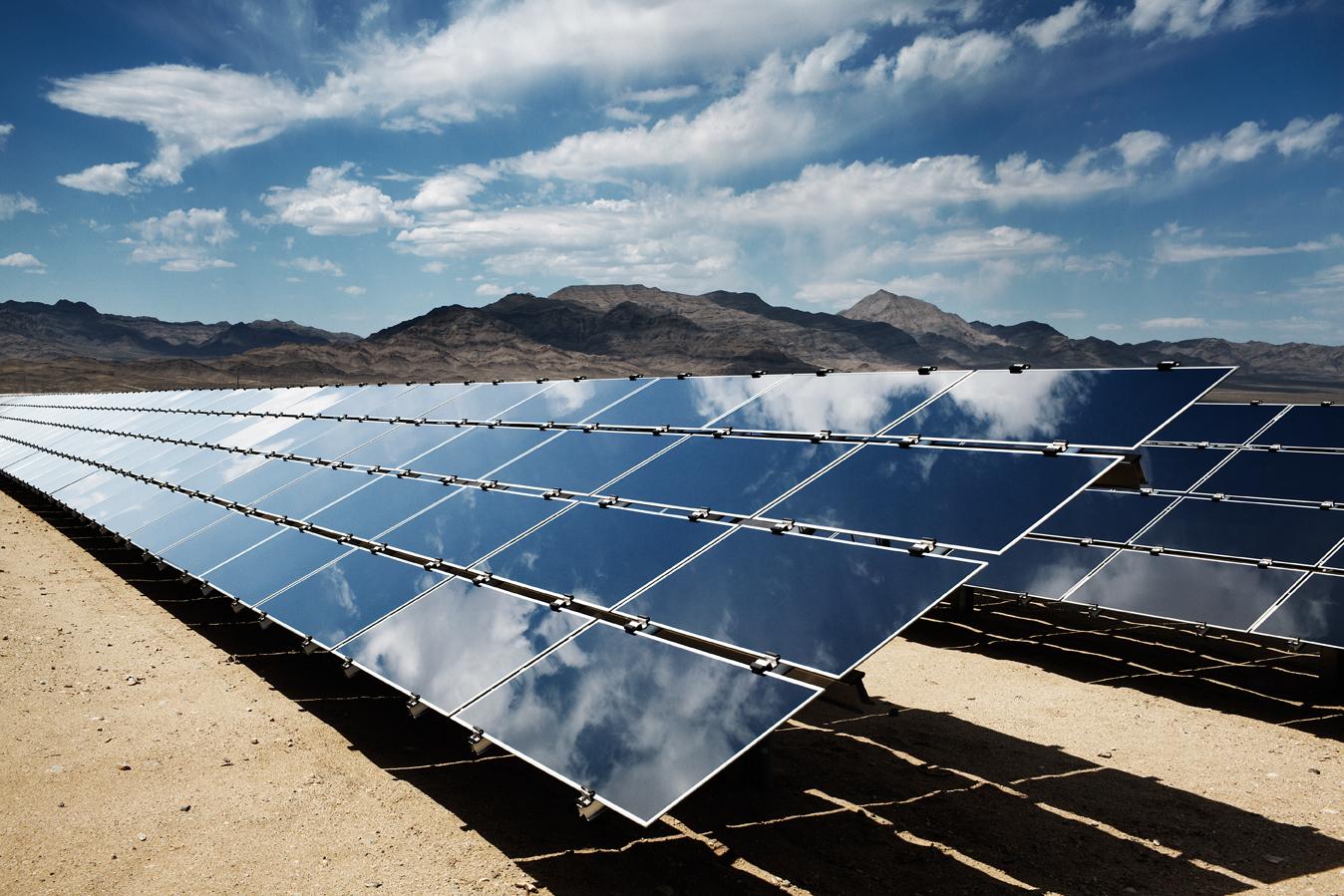 Enbridge Dedicates 50-MW Silver State North Solar Project
