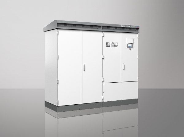 SMA's Sunny Central CP Inverters Upgraded