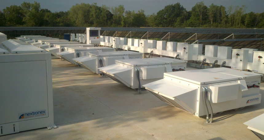 Nextronex Inverters Selected for 8 MW of Projects in Ohio