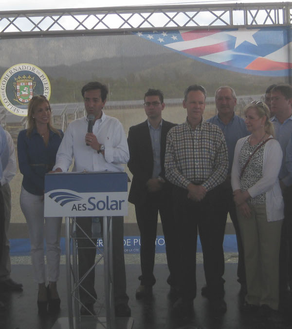 Largest Solar PV System Complete in Puerto Rico