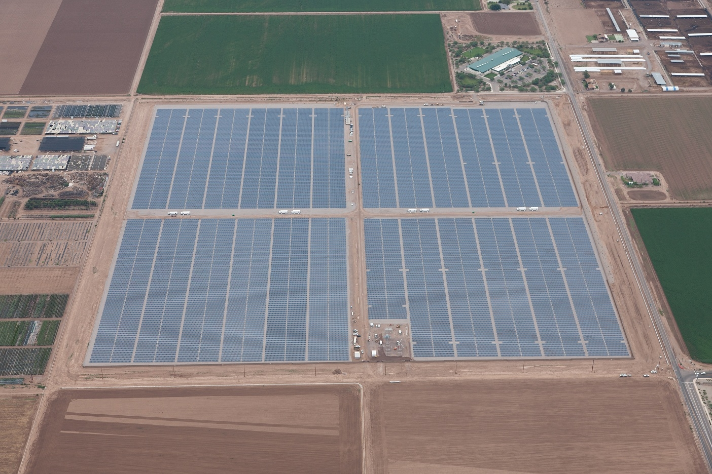 PSEG Queen Creek Solar Farm in Arizona Begins Commercial Operation