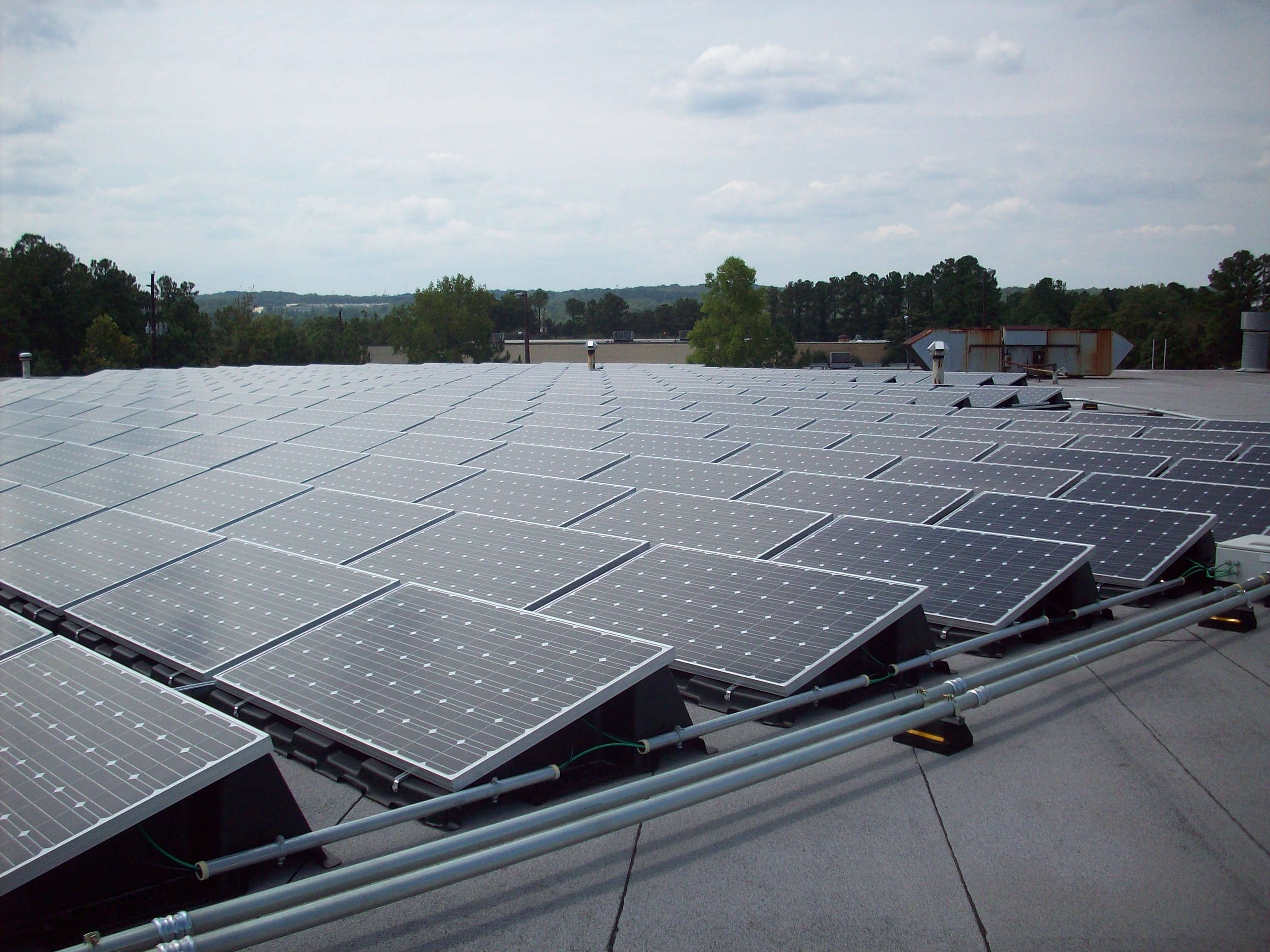 MAGE Products Installed in 135-kW Rooftop System in Atlanta