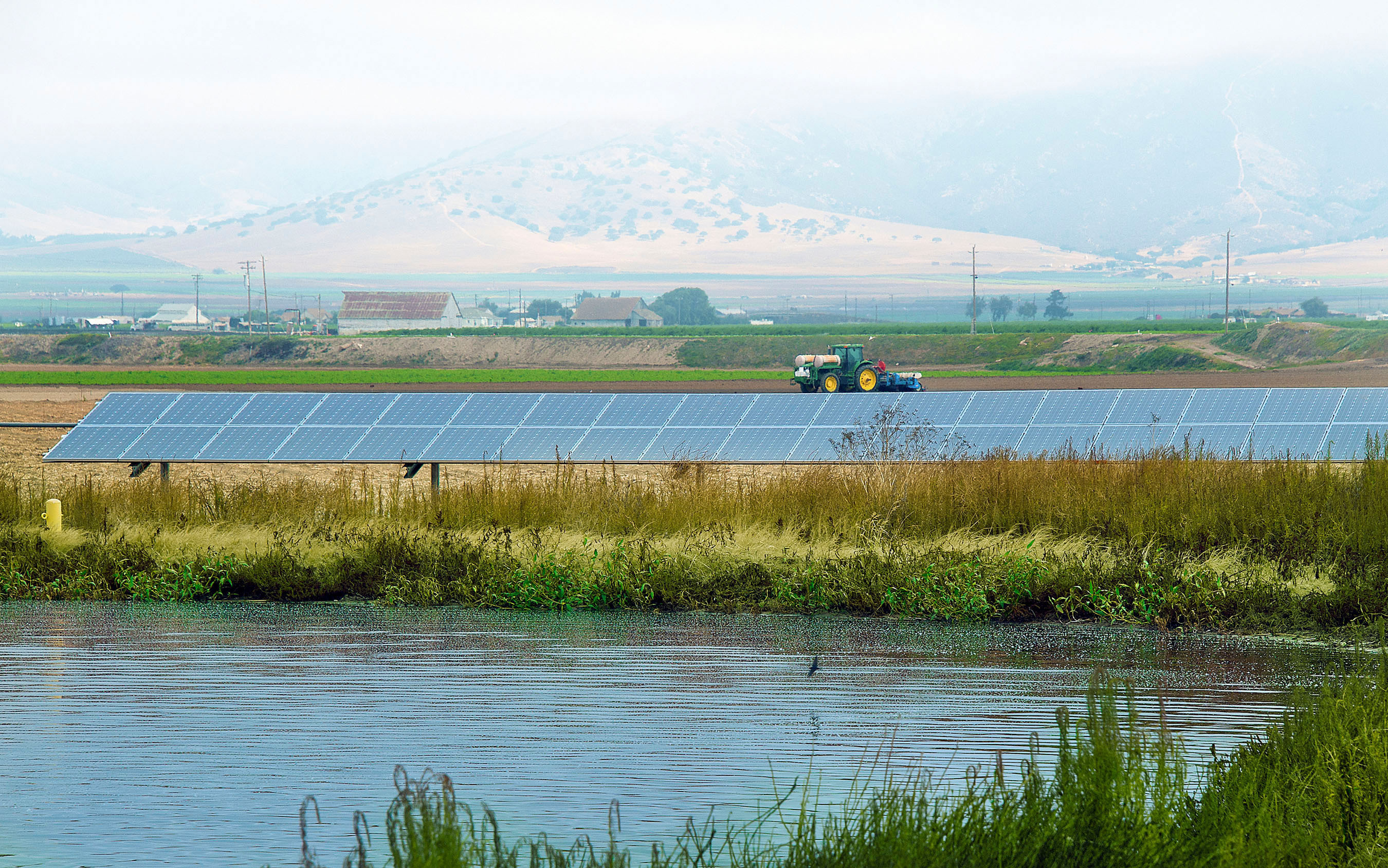 Chevron Energy Installs Two Solar Power Systems in California