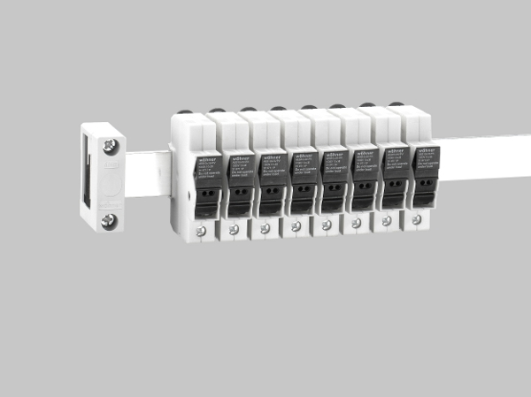 Woehner USA Launches Busbar-Mounted Fuse Holder