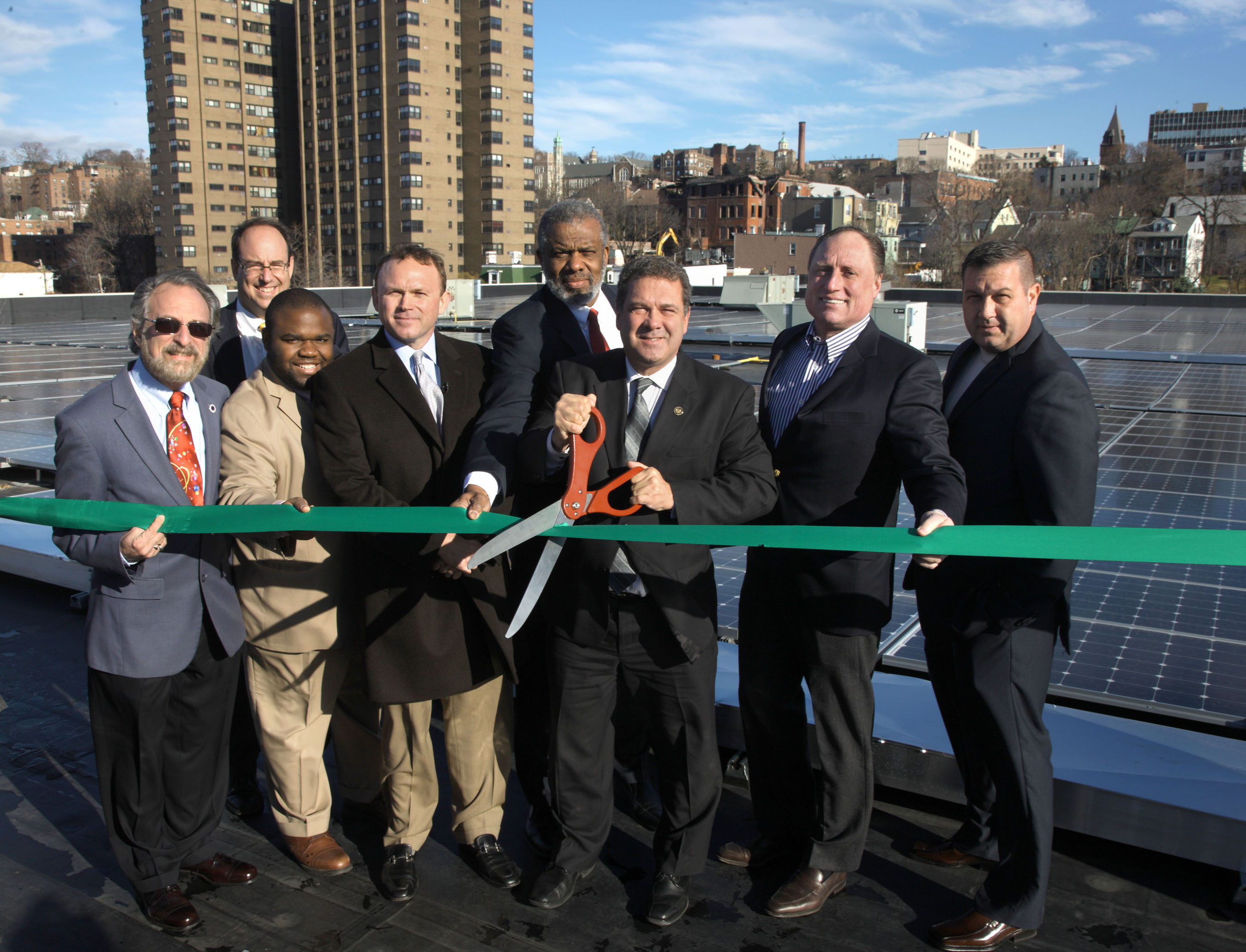Half Moon Ventures Installs 1-MW Solar Rooftop Project in Yonkers, NY
