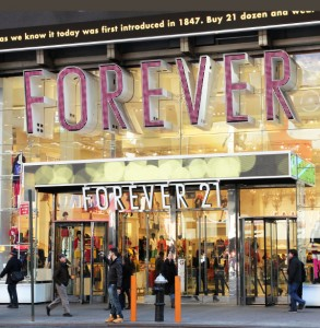 Forever 21 Selects PermaCity Solar to Install LA's Largest Rooftop Solar Project