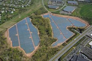 KDC Solar Panel System