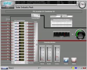 Eaton's SCADA Combiner Box Monitoring HMI