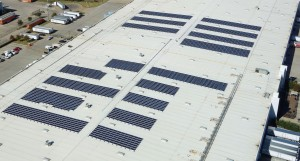 Meridian Solar Completes 655-kW System for United Natural Foods Inc.