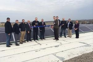 Washington Gas Energy Systems Finishes 40-kW Solar Array