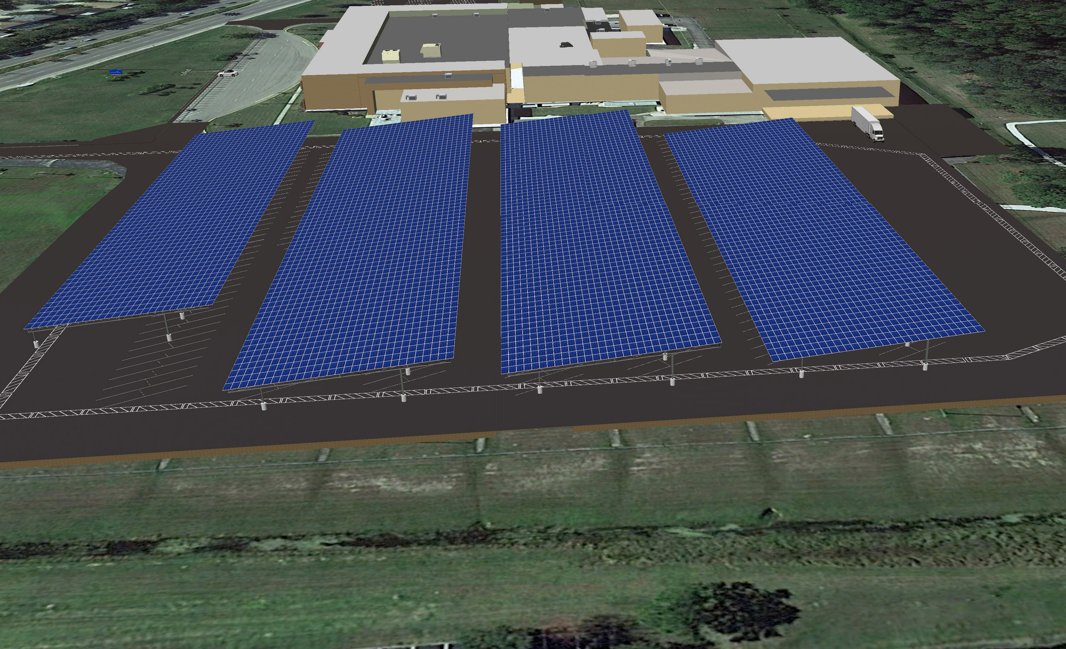 Lockheed Martin to Build Solar Array in Florida