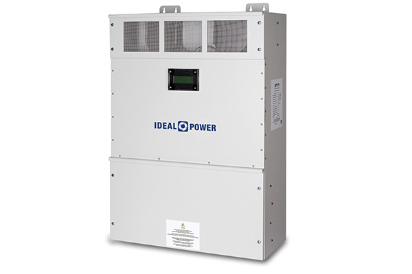 Ideal Power and LG Chem