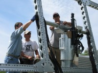 AllEarth Renewables debuts solar tracker dealer training program