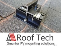 Roof Tech adds 72-cell module to residential rail-less applications