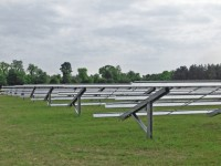 GameChange racking used in 32 MW North Carolina project